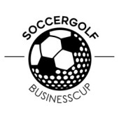 Werbung: Soccergolf Business Cup